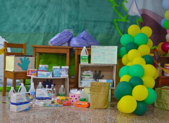 donaciones elementos de bioseguridad 6