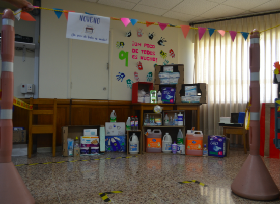 donaciones elementos de bioseguridad 8